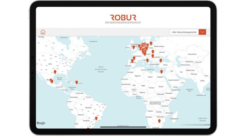 ROBUR_App_Map